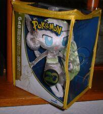 Pokemon 20th Anniversary Plush 648 MELOETTA doll Tomy NEW Unova Region 3+