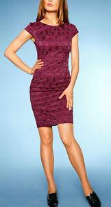Bodyforming-Kleid von Class International * Gr. 38 * Bordeaux Etuikleid Business