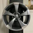 18 Gunmetal Optics Wheels Rims Fits Audi B5 B6 B7 B8 A4 A3 A6 A8 Tt Quattro