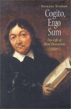 Cogito, Ergo Sum: The Life of Rene Descartes by Watson, Richard A.