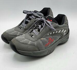 Chung Shi Women's Rocker Walking Toning Athletic Shoes SDH0611 Gray Size 7.5