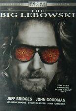 Coen Bros' The BIG LEBOWSKI(1998) Jeff Bridges John Goodman Steve Buscemi SEALED