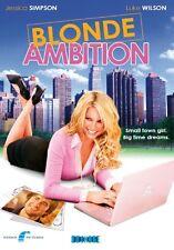 BLONDE AMBITION DVD w/ JESSICA SIMPSON & WILLIE NELSON