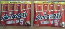 Peperami Hot 22.5 g (Pack of 10) Long Date 26/02/2022