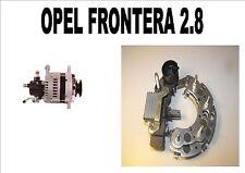 NEW OPEL FRONTERA 2.8 TD ALTERNATOR REPAIR PACK / KIT HITACHI 80Amp 1995-98