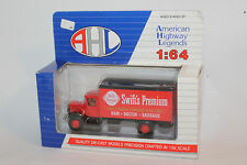 HARTOY AHL SWIFT'S PREMIUM MEATS MODEL BM MACK DELIVERY TRUCK, 1:64 SCALE