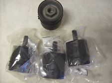 Wacker WP1550, WP1540 plate compactor tamper rubber shock mount set PN 0130000
