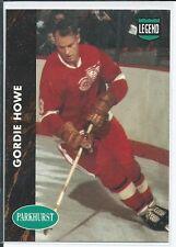 Gordie Howe 91/92 Parkhurst  #PHC1  Legend - Insert