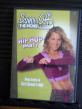 Dance Off the Inches - Hip Hop Party (DVD, 2007)  Anchor Bay Release Like New