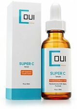 Super Vitamin C Serum - Best Collagen Anti Aging Skincare For Face And Eyes - +