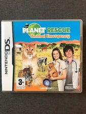 Planet Rescue: Animal Emergency Nintendo DS Game