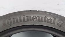 Pair 295 35 20 Continental ContiSportContact 5P NO w/ 60% Rubber 4-6/32's C83E