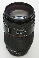 Nikon AF Nikkor 35-135mm f3.5-4.5 Zoom Lens