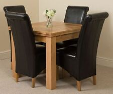 Square Dining Tables Sets with Extending