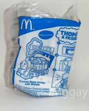 McDonald Thomas Name Holder with Whistle Thomas and Friends unopened new