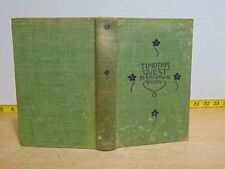 Timothy's Quest by Kate Douglas Wiggin (1896, Hardcover)