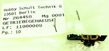 Märklin 264450 Boîte D'Engrenage Pièce de Rechange Voie Z 1:220 Neuf Å