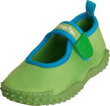 Playshoes Aqua SCHUHE mit Uv-schutz 50 grün