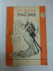 The Penguin by Ronald Searle - Penguin Books, Paperback, 1960 - Acceptable