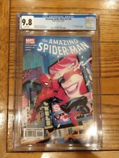 Marvel: Amazing Spider-Man 495 v2 #54 CGC 9.8 w 2003 FREE US SHIPPING