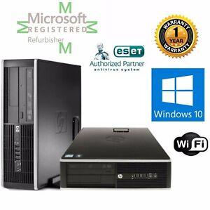 Build A Desktop PC i3 | WINDOWS 10 | 16GB RAM | 1TB | SSD | HDMI | Wifi | DVDRW
