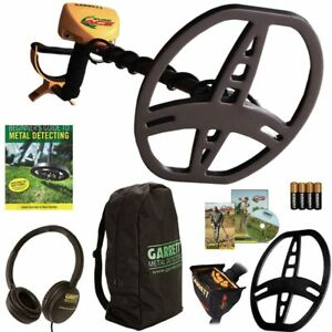 Garrett EURO ACE Metal Detector with Coil Cover