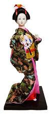 statuette poupée japonaise, Geisha