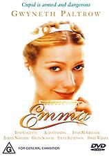 Gwyneth Paltrow Ewan McGregor Toni Collette EMMA - JANE AUSTEN WITTY COMEDY DVD