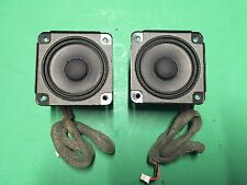 PAIR of Tested Original Bose Sounddock Series I, & 2 Speakers