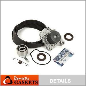 Fits 96-00 Honda Civic 1.6L SOHC Timing Belt Kit+Water Pump D16Y7 D16Y5 D16Y8