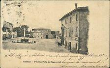 Pesaro antica porta dei Cappuccini