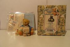 CHERISHED TEDDIES / TERRY  RETIRED BOXED 476579 FRIENDSHIP IS MORE THAN 9 TO 5
