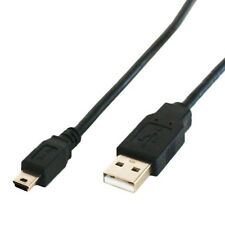 3m Usb 2.0 Macho A 5 Pin Mini B Cable lead-digital Cámara PS3 controlador de impresión