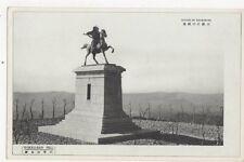 Statue of Dai Nan Ko Rokko San Hill Japan Vintage Postcard 492a