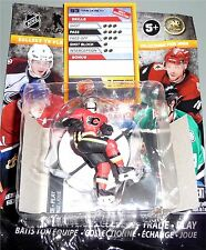 "SAM BENNETT Calgary Flames 2.5"" Series 2 Silver NHL Imports Dragon Figure LOOSE"