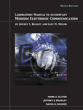 USED (GD) Lab Manual for Modern Electronic Communication by Mark E. Oliver
