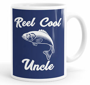 Reel Cool Uncle Funny Coffee Mug Tea Cup