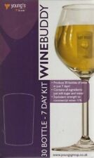 Wine Buddy Home Brewing Kit Make Your Own Wine Makes 30 Bottles Sauvignon Blanc