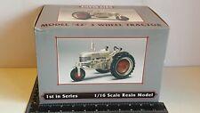 Silver King 42 3 wheel 1/16 resin farm tractor replica by SpecCast