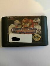 SUPER HIGH IMPACT - GENESIS - GAME ONLY - FREE S/H -(G2)