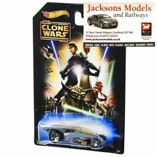 Voitures, camions et fourgons miniatures Hot Wheels star wars