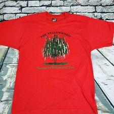 Vtg 1994 Tennessee Bicentennial Tree Graphic Shirt Sz L Fotl Best Tag