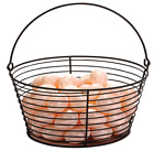 Large Egg Basket Basket for Carrying and Collecting Chicken Eggs