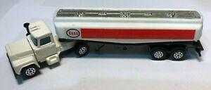 Vintage Corgi Super Juniors 2006 - Esso Mack Petrol Tanker Truck  Mint Boxed