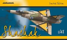 Eduard 1/48 Model Kit 11128 Shachak Limited Edition kit of Dassault Mirage IIICJ
