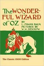The Wonderful Wizard of Oz by L. Frank Baum (Paperback, 1960)