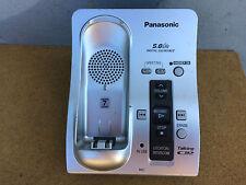 Panasonic Kx-Tg6051S Kx-Tg6052S 5.8 Ghz 1 Line Cordless Phone Base for Kx-Tga600