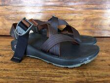Men's Chaco Sport Sandals Size 8 M Blue Brown
