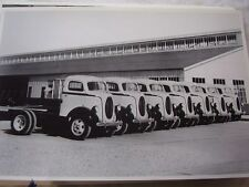 1939 FORD  CABOVER TRUCK FLEET  12 X 18  LARGE PICTURE  PHOTO