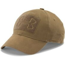 Under Armour 1259609 Men's Coyote Brown UA Tactical Patch Cap - Size OSFA